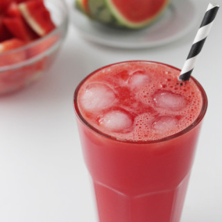 Raw Watermelon Juice Recipe