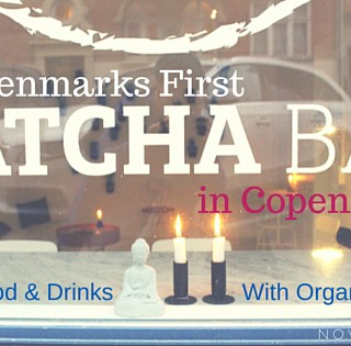 Denmarks First Matcha Bar Opens in Copenhagen