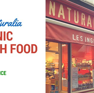 Naturalia – Organic Health Food Store in Paris