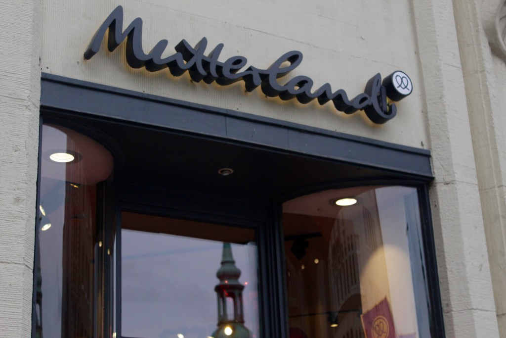 Mutterland, bio restaurant in Hamburg