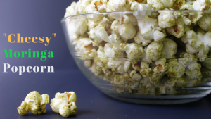 Cheezy Moring Popcorn recipe