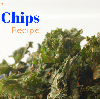 DIY: Cheesy Kale Chips Recipe